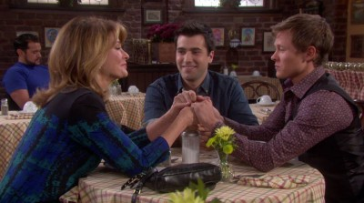 Deidre Hall On Her Days Of Our Lives Character Presiding Over The Wedding Grandson