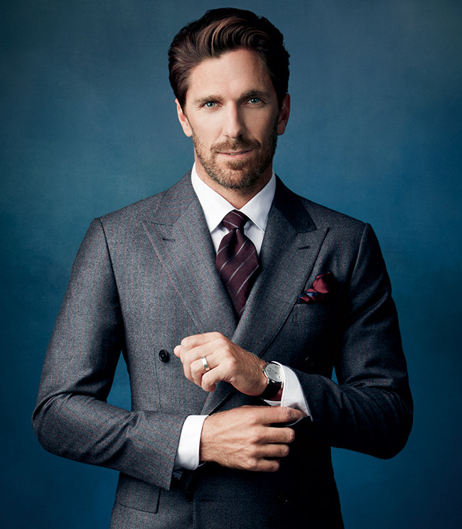 Friday Morning Man Henrik Lundqvist