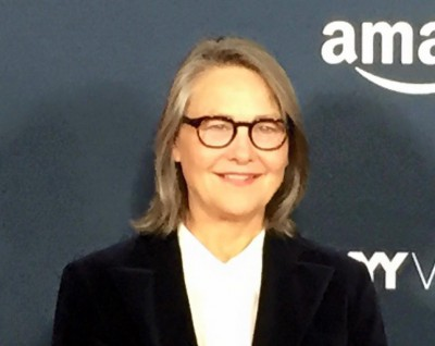 cherry jones partner