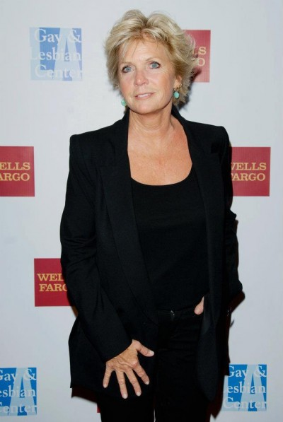 When Meredith Baxter and I chatted at the LA Gay and Lesbian Center gala ...