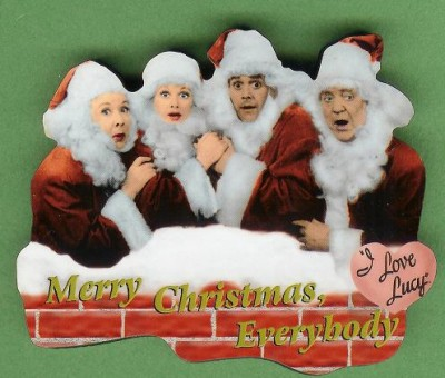 i love lucy friday the christmas episode - I Love Lucy Christmas Special