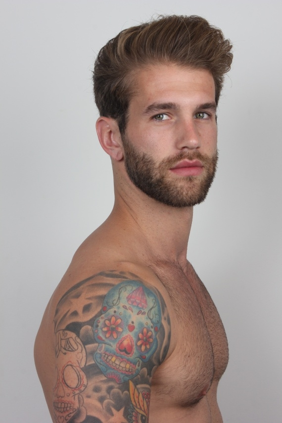 Friday Morning Man Andre Hamann