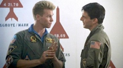 from Oscar quentin tarantino gay top gun