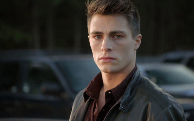 Colton haynes is speaking publicly for the first time about his father