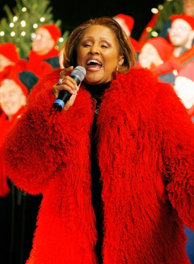 todays holiday tune darlene love sings christmas baby please come home on letterman - Darlene Love Christmas Baby Please Come Home