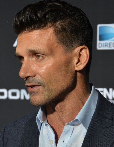 Kingdom Star Frank Grillo Hopes Show S Gay Storyline