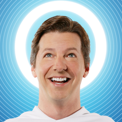 sean hayes lucky man