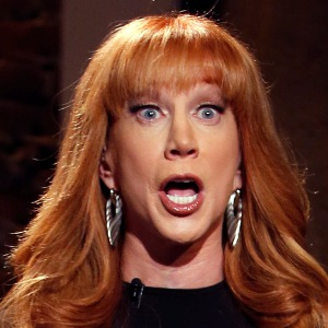 Is kathy griffen gay has