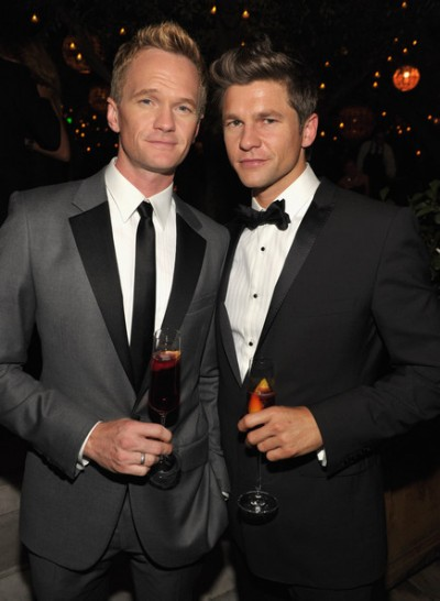 "Neil Patrick Harris says it is ""inevitable"" that he and ..."