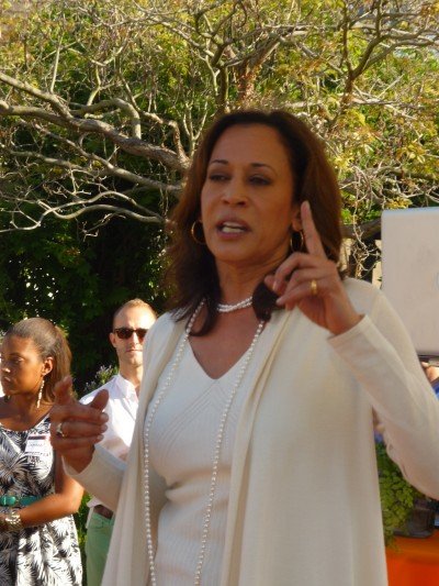 My chat with CA Attorney General Kamala Harris. By Greg Hernandez on Jun 5, ...