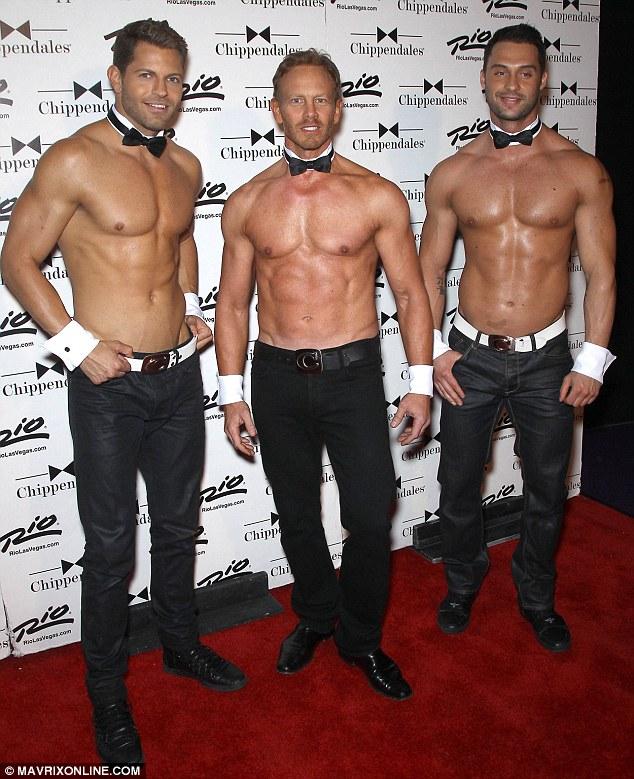 Gay male nips