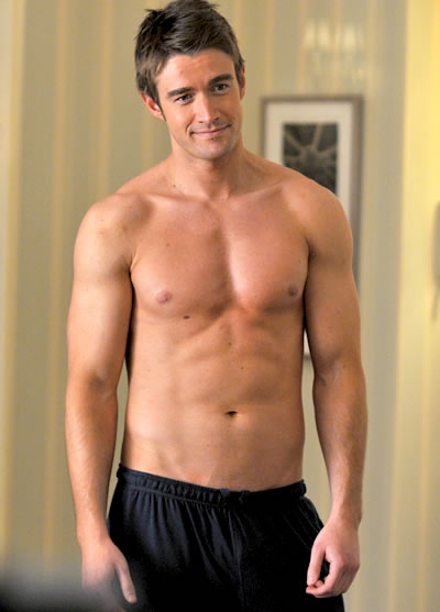 Wednesday Morning Man: Robert Buckley!