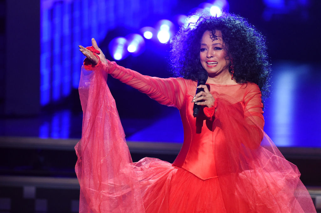 Grammy 2019: Diana Ross, Soon To Be 75, Brought Down The House With A