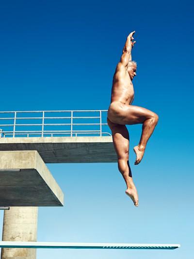 Male Teens Diving Nude 52