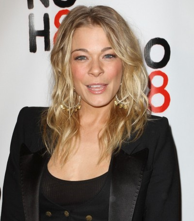 Leann Rimes And Ex Hubby Feud On Twitter