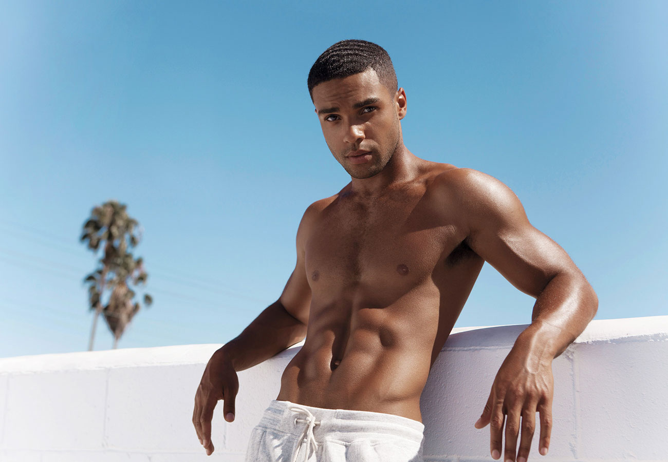 Track Palin >> Monday Morning Man: Lucien Laviscount!