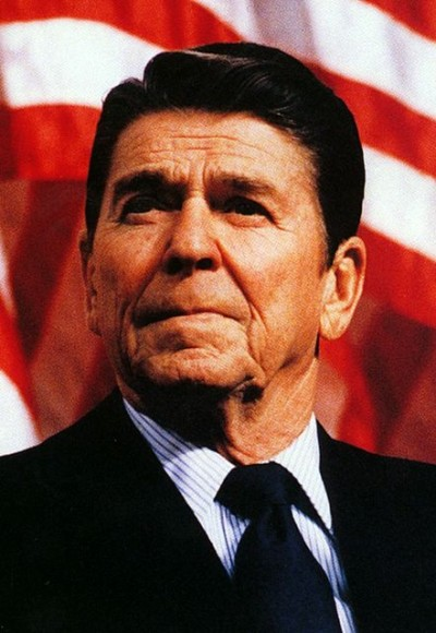 from Adrien ronald reagan gay