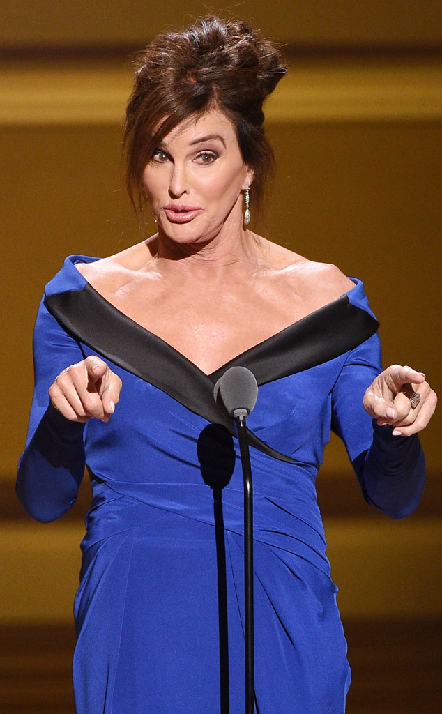 Caitlyn Jenner's whirlwind week in NYC