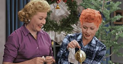 Colorized I Love Lucy Christmas Special To Air On Dec 20 On Cbs