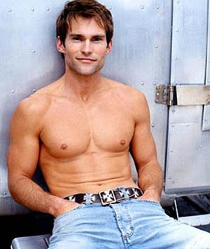 He's a big movie star now, but Seann William Scott used to work the runway ...