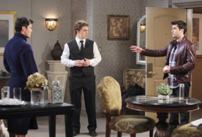My chat with 2015 daytime emmy nominee freddie smith of nbc s days of our lives for Where the rooms are a collection of our lives