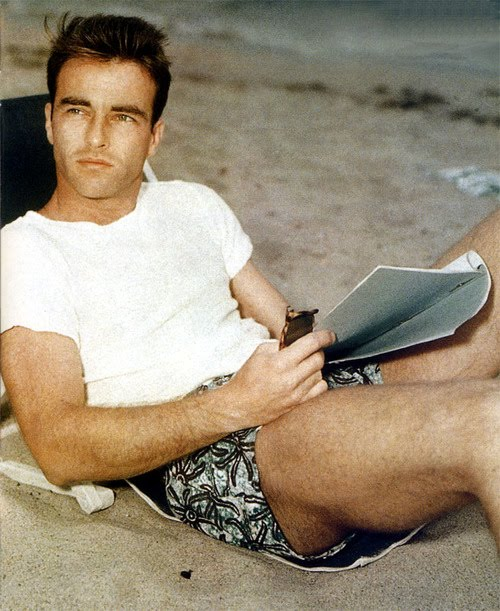 montgomery clift death