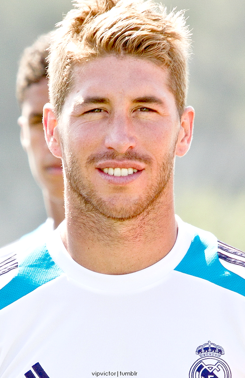 Tuesday morning man sergio ramos - Sergio madrid ...
