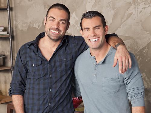 Anthony carrino and john colaneri of hgtv s kitchen cousins